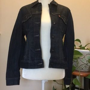 Women's Levi's Trucker jacket medium NWT